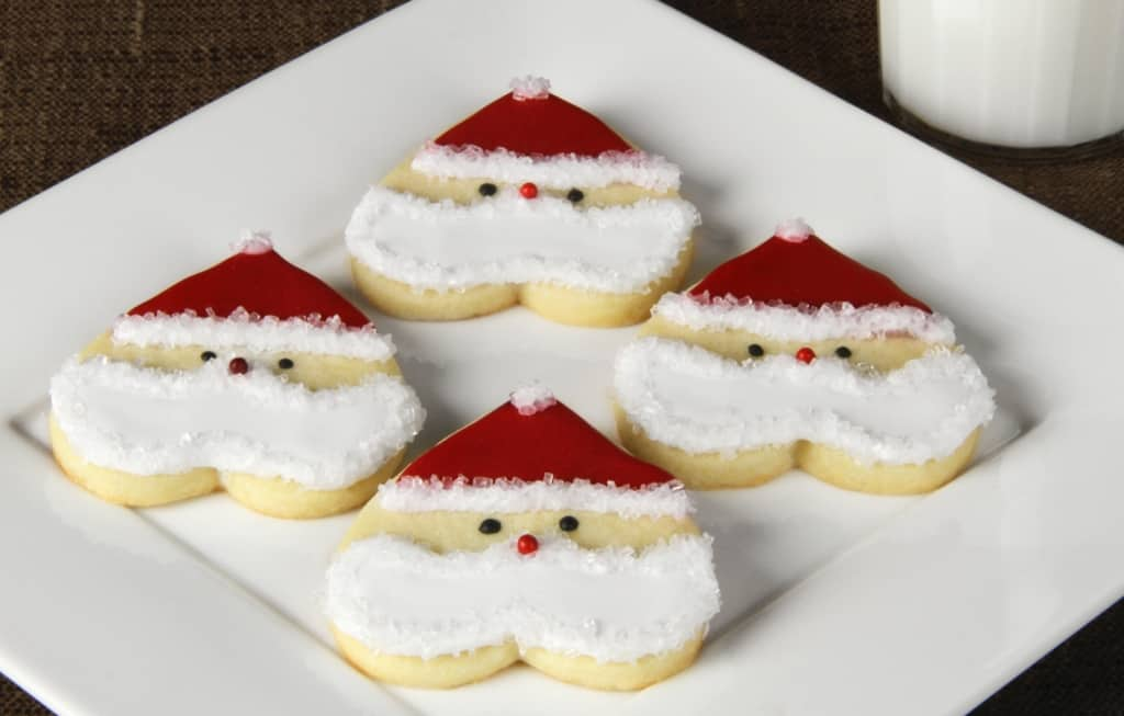 Five Delicious Looking Christmas Themed Cookies