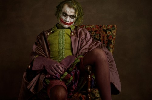 These Regal Portraits of Famous Comic Characters Are Awesome