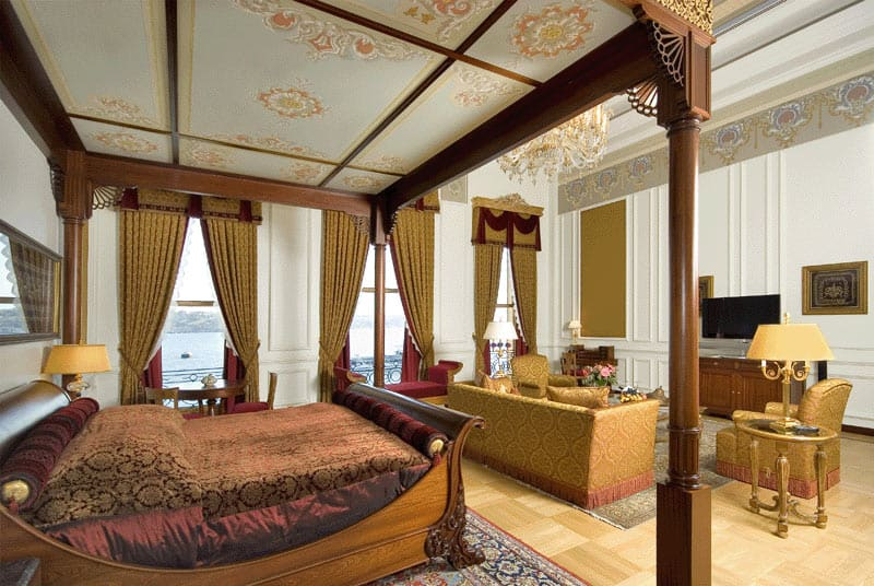 20 Of The Most Amazing Hotel Rooms In The World
