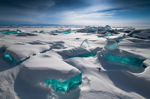 Eight Incredibly Beautiful Natural Ice and Snow Formations
