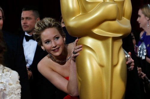 The Greatest Jennifer Lawrence Moments From The Oscars