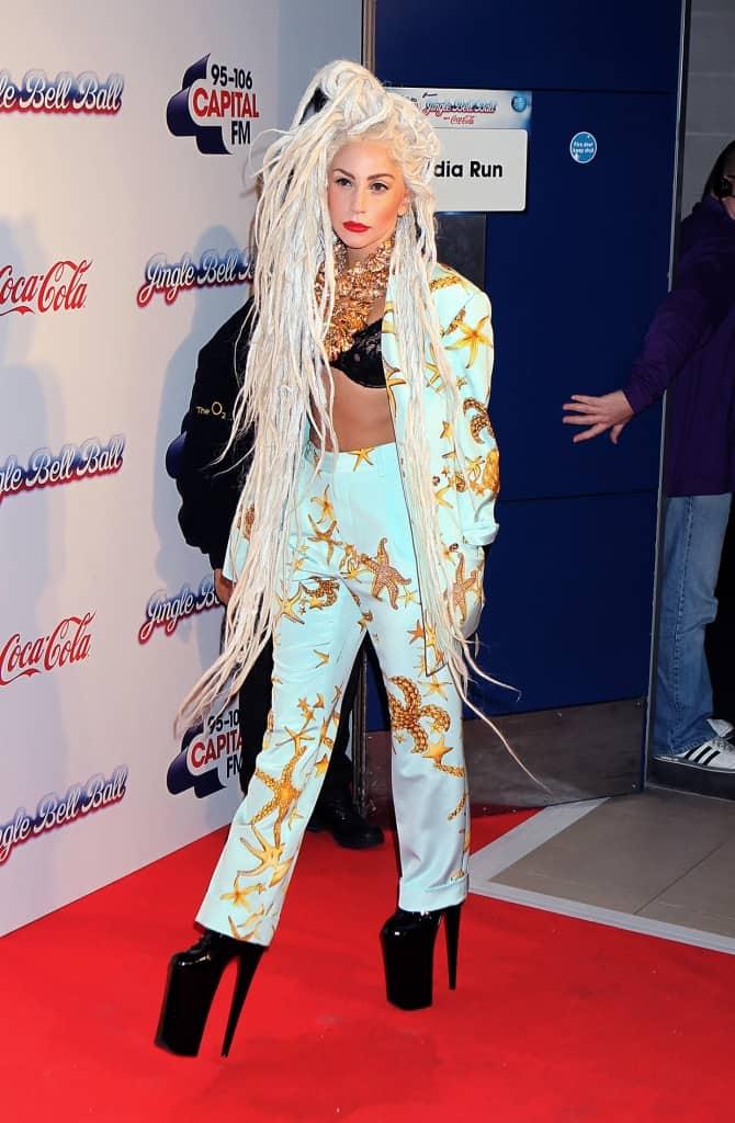 Lady Gaga S Craziest Shoes