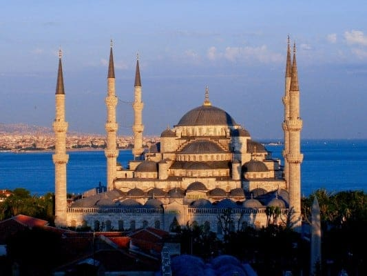 Turkey And Considered The Historical Heart Of Country Istanbul Is A Transcontinental City In Eurasia Area One Most Famous Places To See