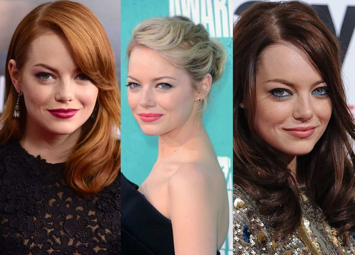 12 Female Celebrities Who Look Great With Any Hair Color