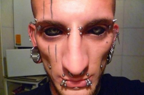 16 Unbelievable Examples Of Extreme Body Modification