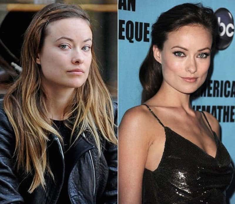 Olivia Wilde Is One Of Those Women That Doesn T Need To Apply Much Makeup Go