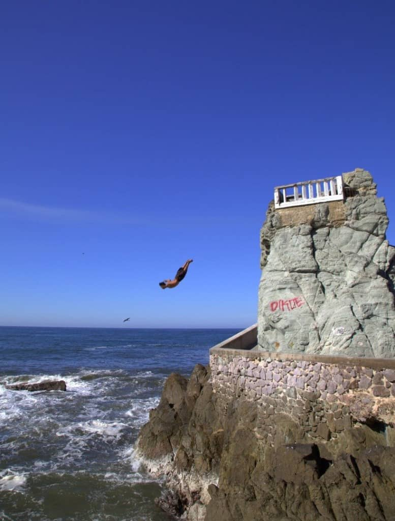 20 Fabulous Locations For Cliff Diving