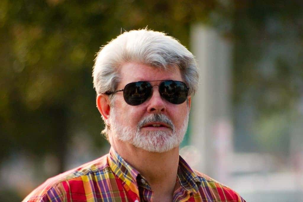 george lucas my leader George lucas: my leader george lucas said, a lot of people like to do certain things, but they're not that good at it keep going through the things that you like to do, until you find something that you actually seem to be extremely good at.