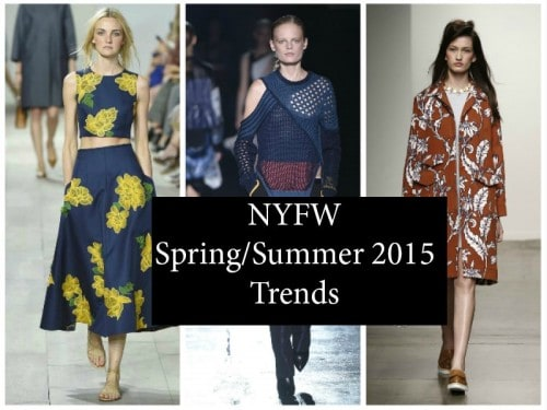 20 Spring 2015 Fashion Trends That You Will Want To Find In Your Closet