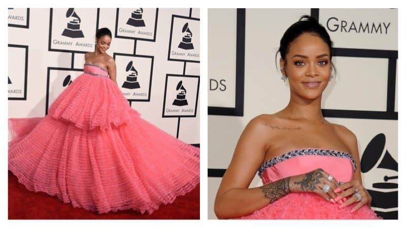 Grammys: Check Out 20 Of Rihanna's Fiercest Looks