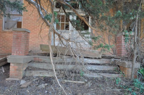 10 Eerie Pictures Of Oklahoma's Ghost Town