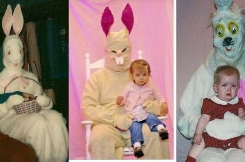 20 Creepy Easter Bunnies That Will Terrify You