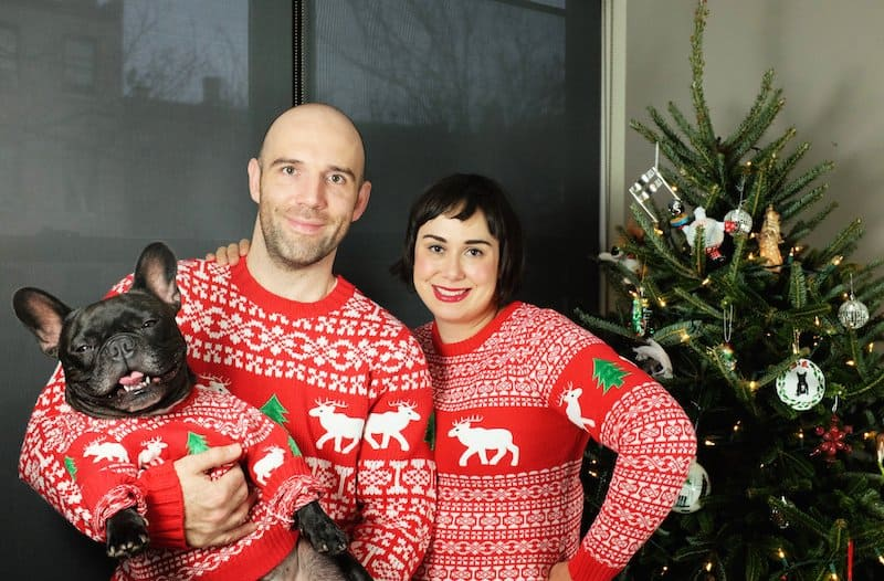 wonder where they found the matching sweaters photo lolwot