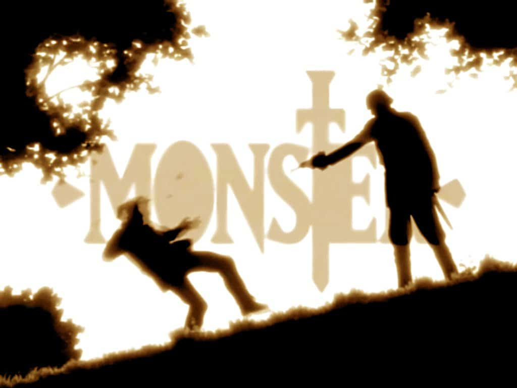 Monster best anime
