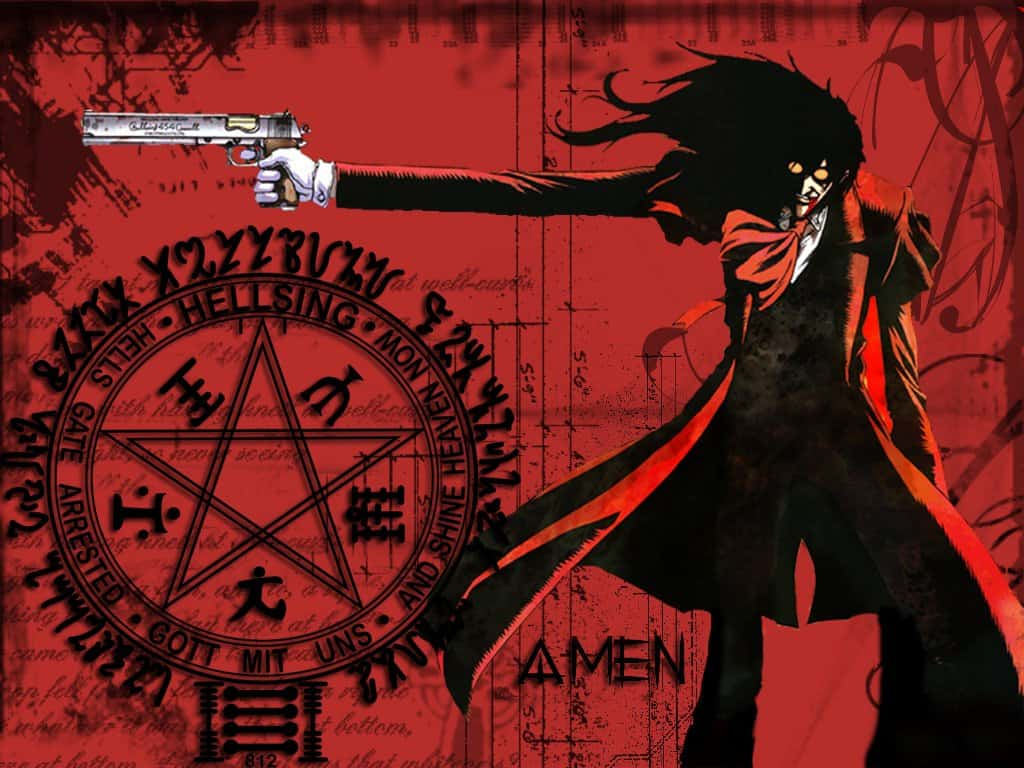Hellsing Best anime
