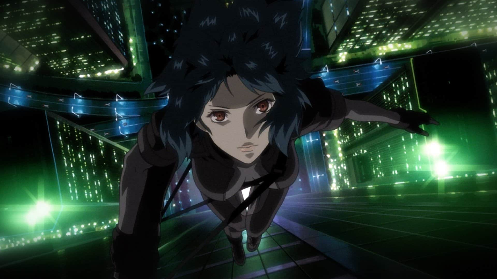 Ghost In The Shell best anime