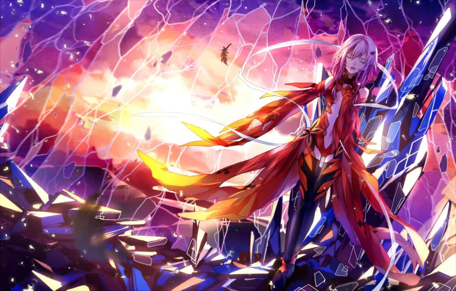 Guilty Crown best anime