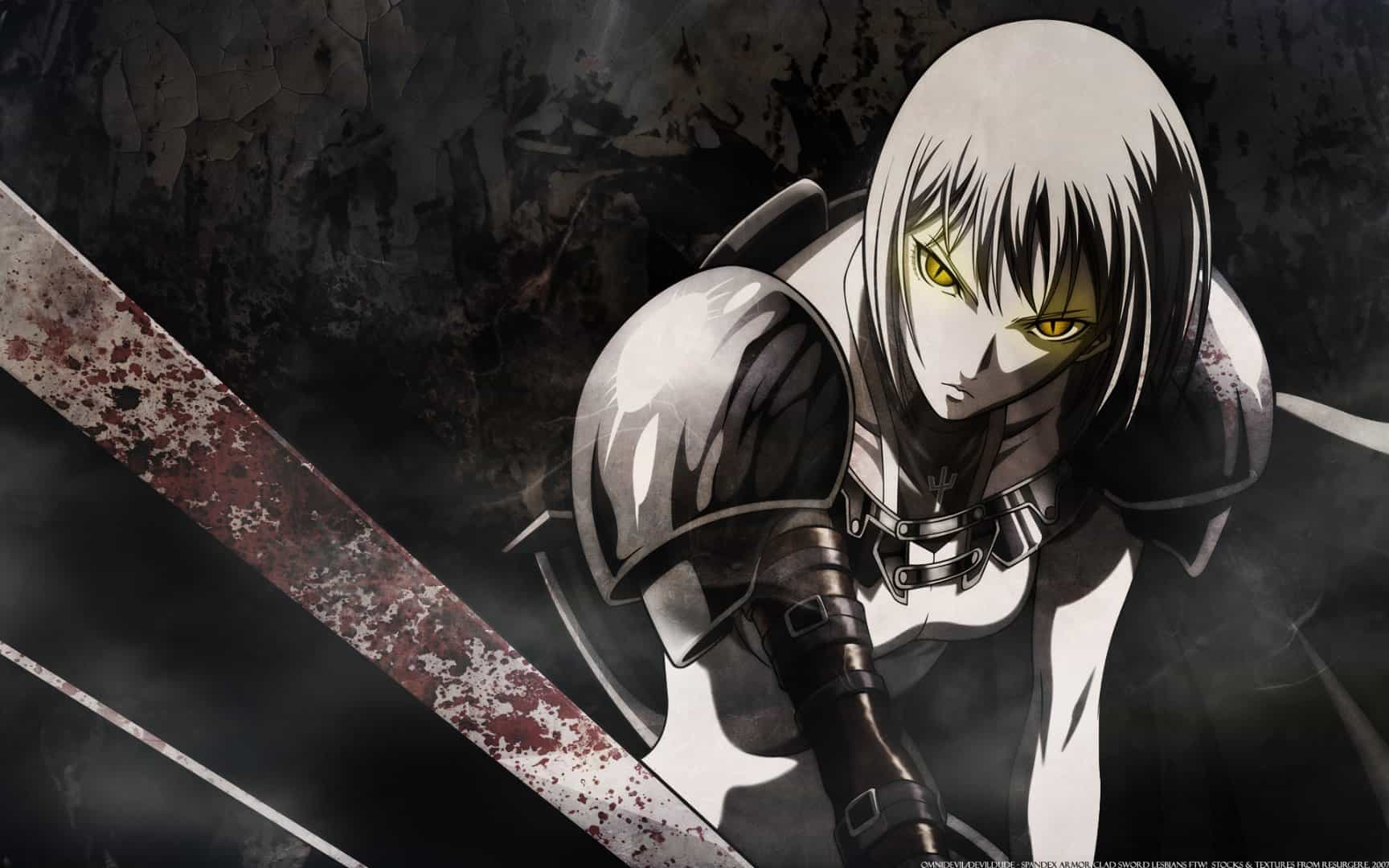 Claymore best anime