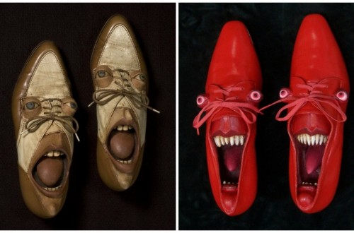20 Of The Most Bizarre Shoes You've Ever Seen