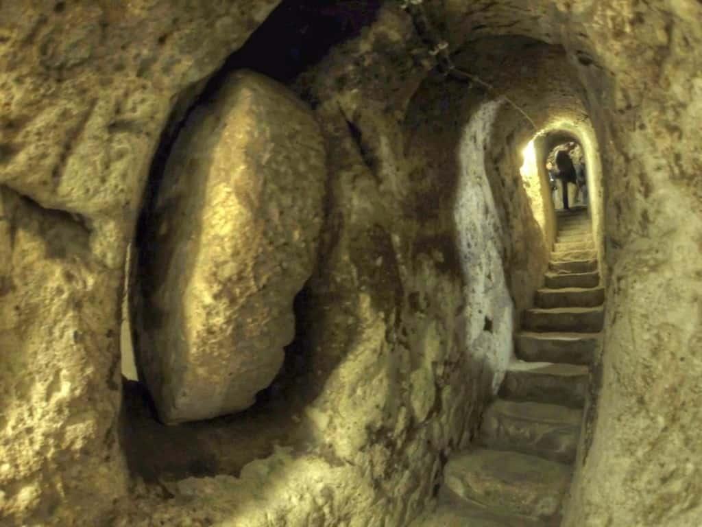 Uma cidade de mais de 2700 anos.