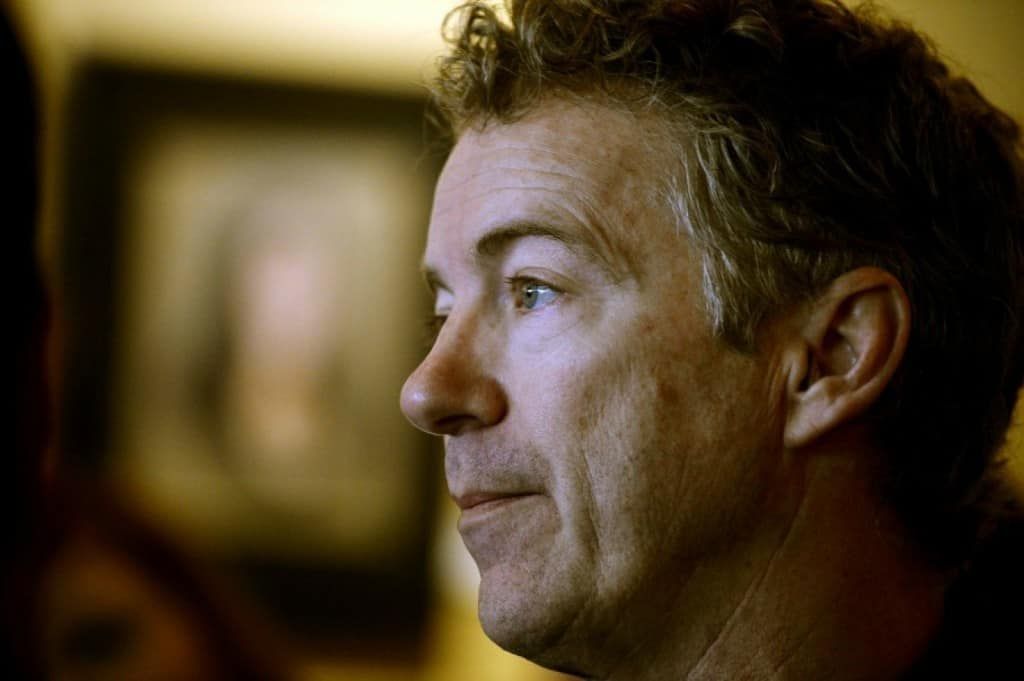 Rand Paul Officially Joins Crowded Presidential Race