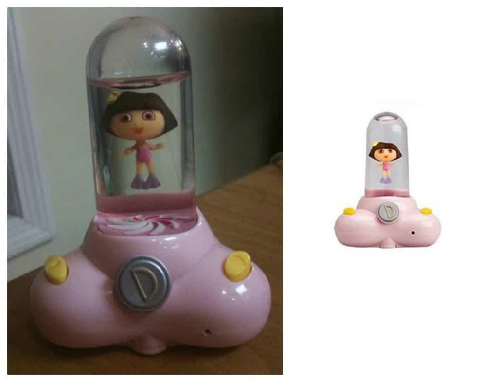 Barbie shares toys - 5 10