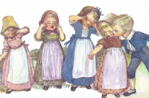 10 Sinister Nursery Rhymes With Meanings You Won't Believe