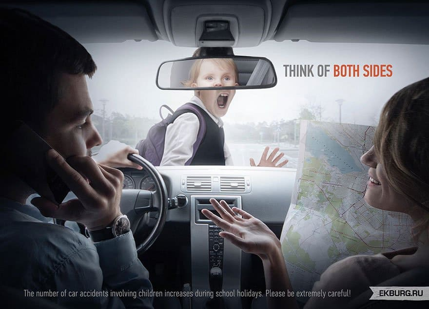 20 Creative Advertisments With Powerful Messages - ViralCola