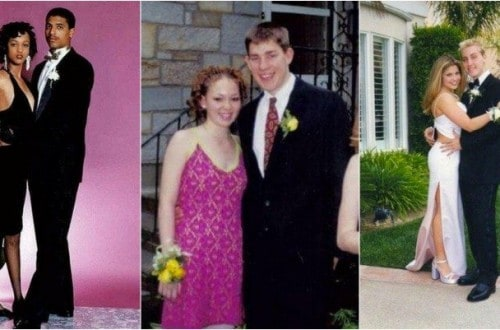 20 Of The Best Celebrity Prom Photos Out There