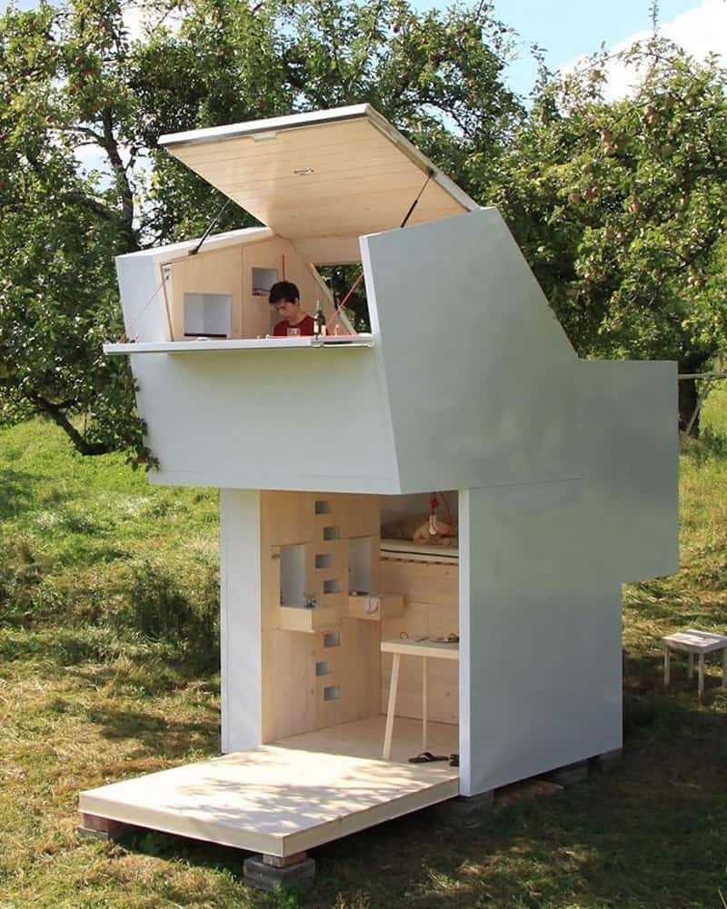 Exellent Smallest House In The World Inside On Inspiration