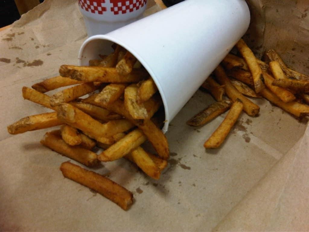 Worst Fast Food