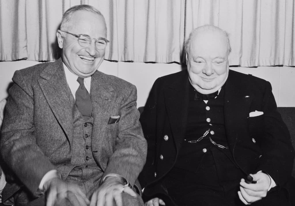 Winston Churchill's 16 Greatest Jokes And Insults
