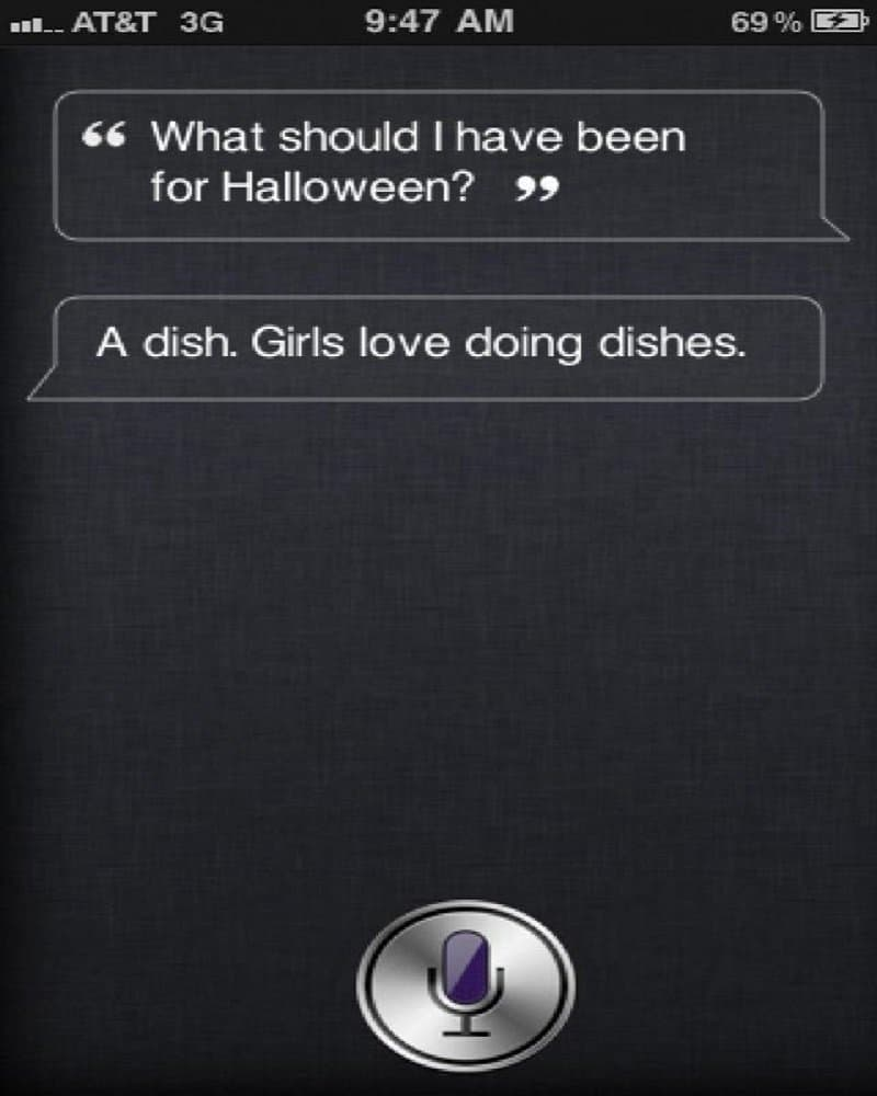 10 Funny Things To Say To Siri When You're Bored