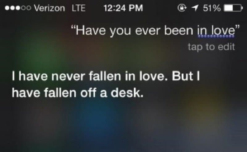 10 Funny Things To Say To Siri When Youre Bored