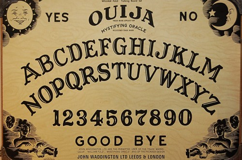 15 Reasons To Never Use A Ouija Board