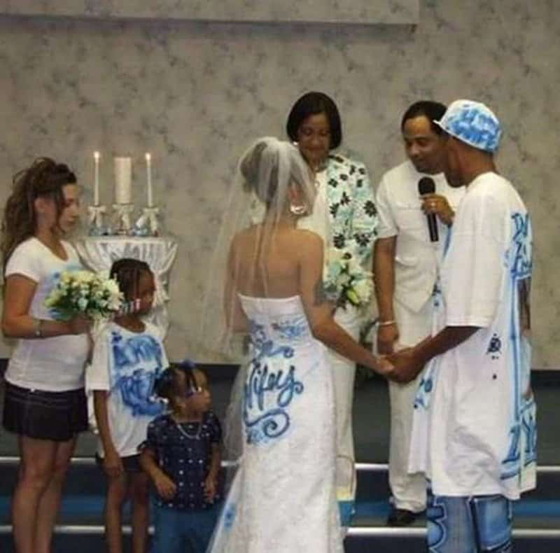 Funny Wedding Gowns: 19 Strange And Outrageous Wedding Dresses