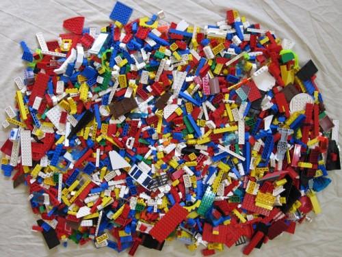 20 Amazing Objects Created Using Legos