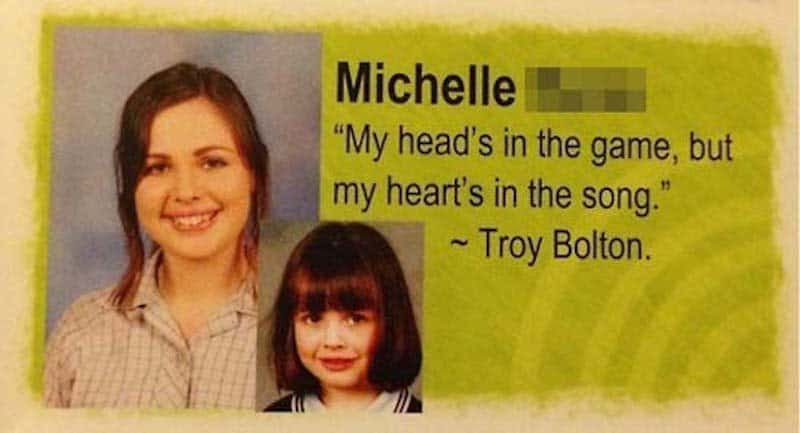 20 Of The Funniest Yearbook Quotes Around