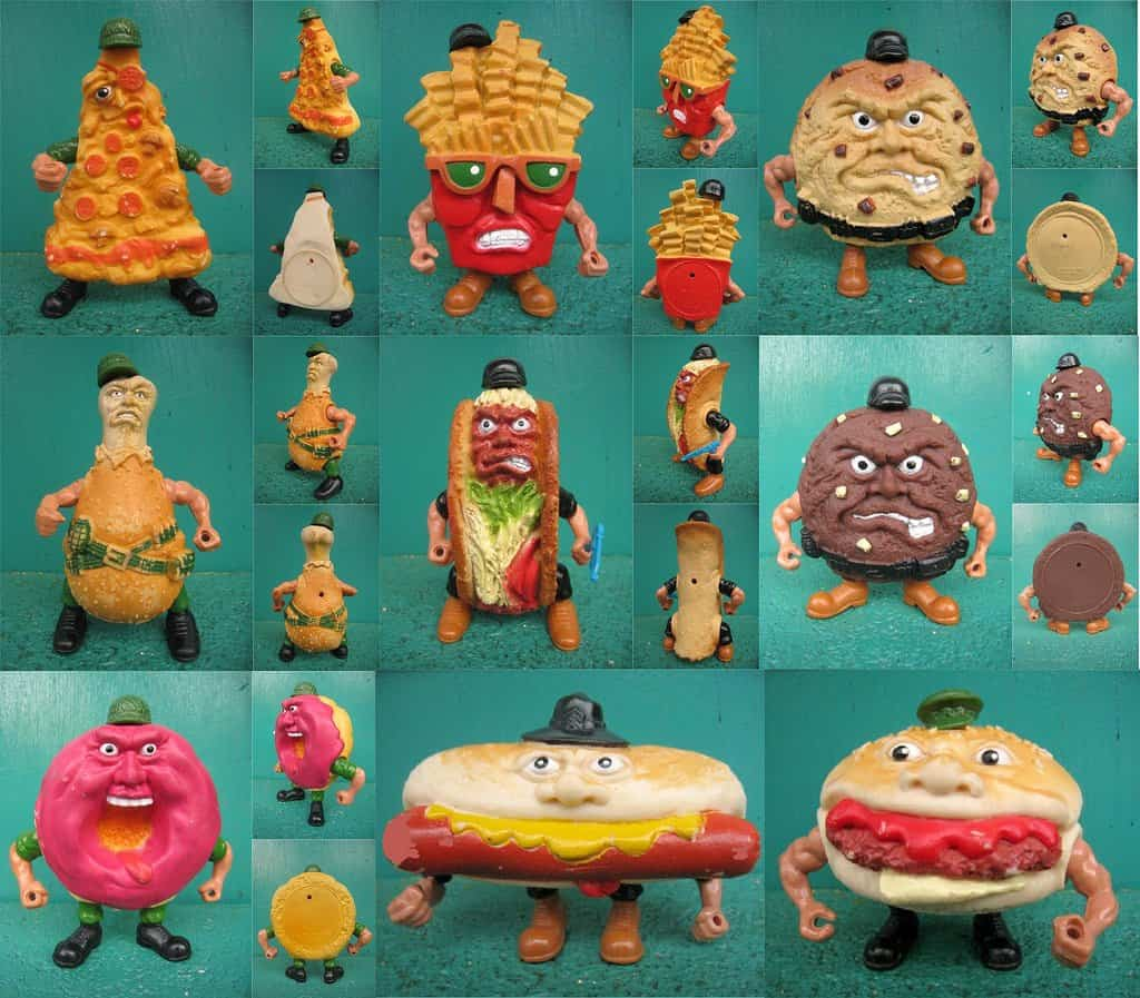 20 Of The Strangest Toys Kids In The 80 S Played With
