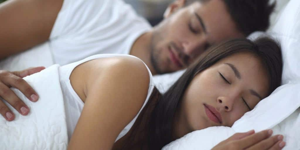 People who have sex in their sleep