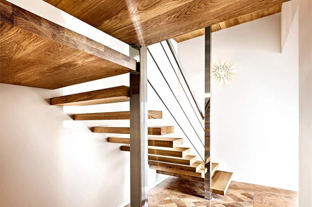 Superior Hanging Stairs By Officine Sandrini (Italy)