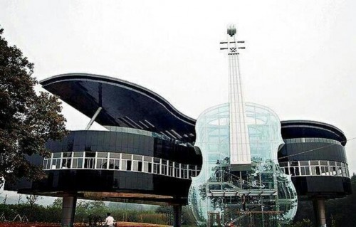 20 Funny And Strange Architectural Wonders