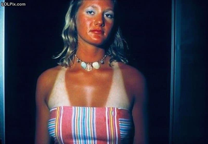 20 Shocking Tan Lines You Ll Have To See To Believe