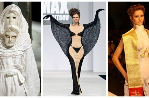 20 Times High Fashion Was Especially Ridiculous
