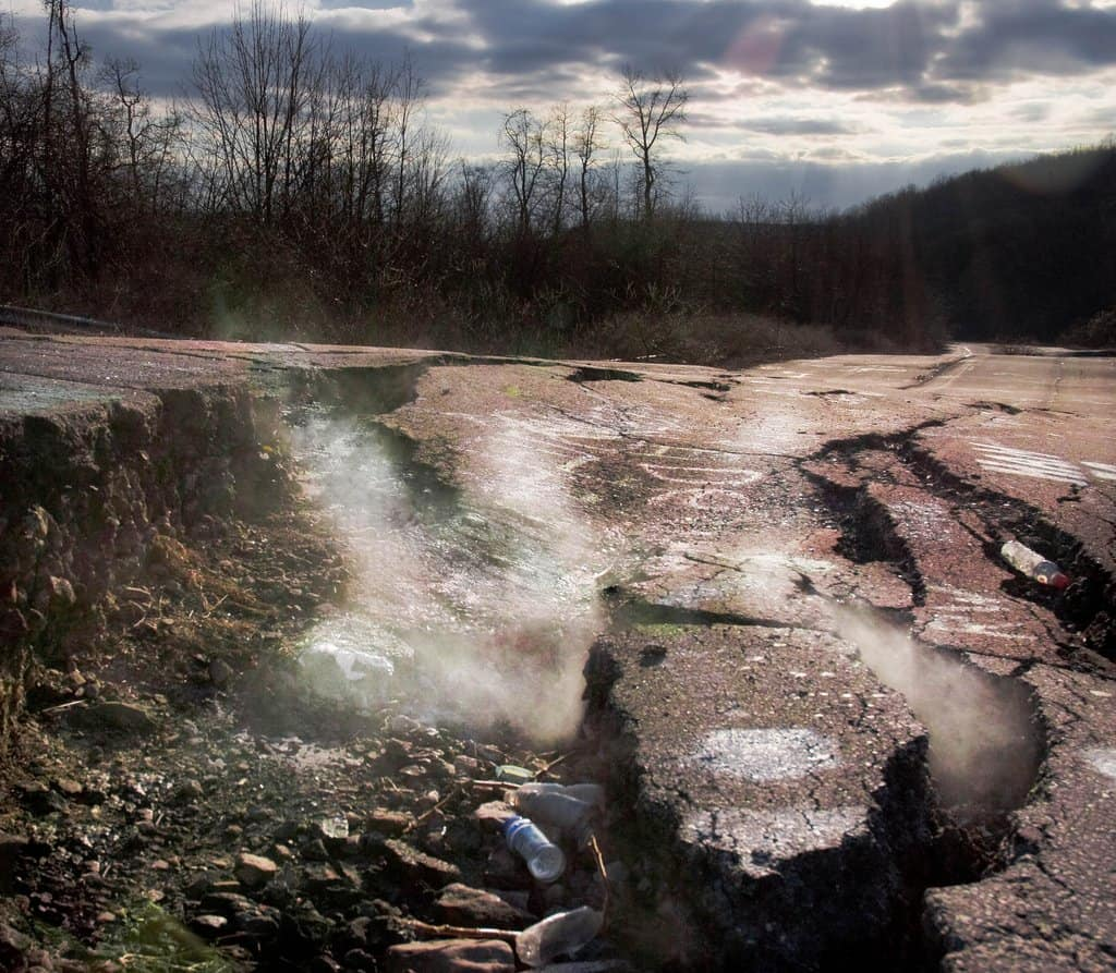 Abandoned Buildings In Centralia Pa: 20 Weird And Shocking Places Around The World
