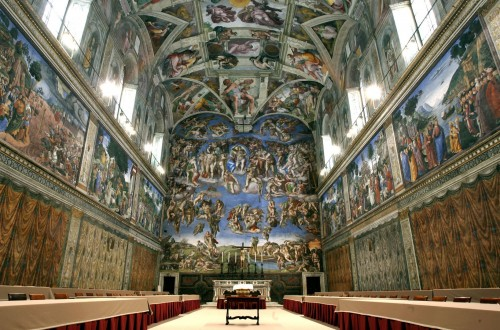 10 Shocking Facts You Didn't Know About Michelangelo