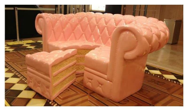 20 Deliciously Cool Food Inspired Furniture