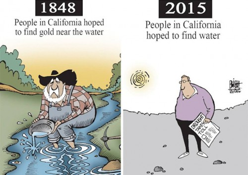20 Funny Illustrations That Show Us How Times Have Changed