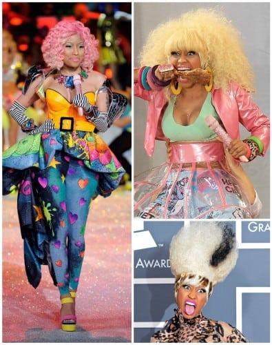 20 Of Nicki Minaj's Wackiest Outfits
