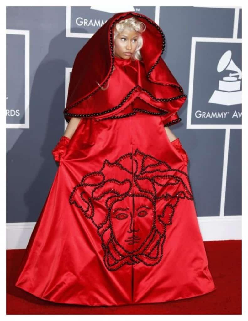 20 Of Nicki Minaj S Wackiest Outfits